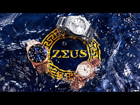WATCHPRO BRANDS: Zeus Luxury calls on family heritage with watches fit for Greek gods
