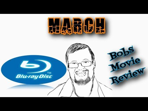 March 2018 Blu-Ray Release Preview