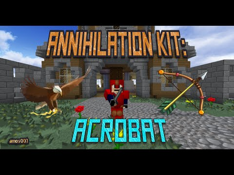 Minecraft Annihilation Kit Review: Acrobat