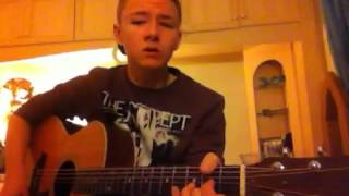 Gambar cover Talking To The Moon - Bruno Mars (LucaSadlerMusic Acoustic Cover)