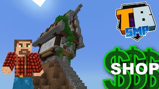 The Potion Shop! - Truly Bedrock SMP Season 2! - Episode 5
