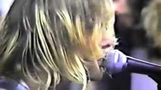 Nirvana - live at Beehive Music & Video, 1991, full (MATRIX)