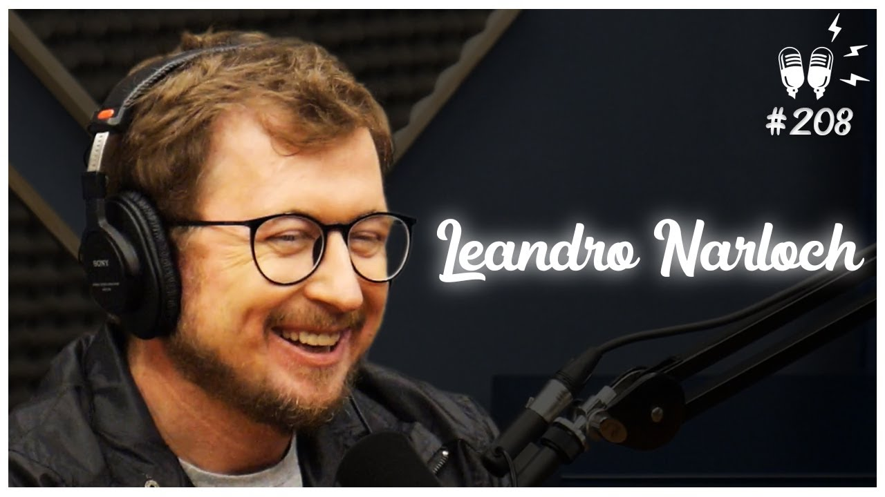 LEANDRO NARLOCH - Flow Podcast #208