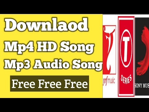 How to download mp4 HD Songs Mp3 Audio without software 100% free-Hindi/urdu