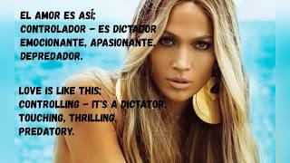NI TÚ NI YO - Jennifer Lopez ft Gente de Zona (letra - lyrics)