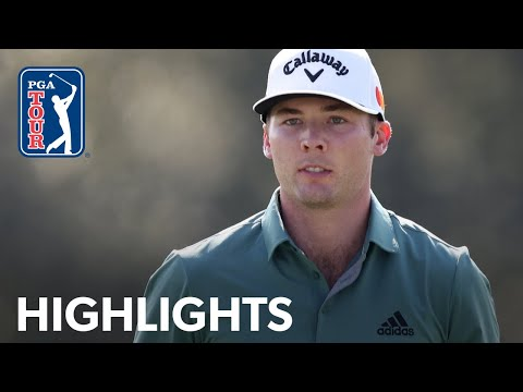 Highlights | Round 2 | Vivint Houston Open 2020