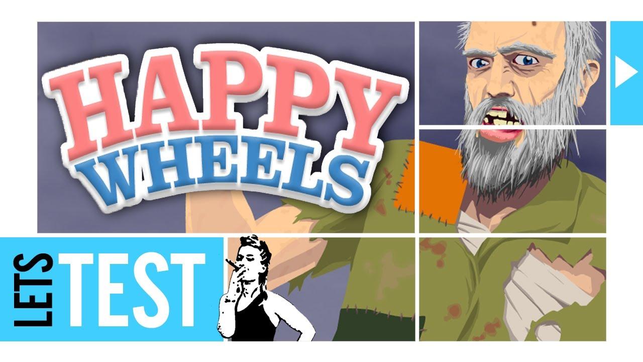 Happy Wheels Fettspielen