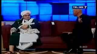 [ Breaking News ] Video Ustad Hariri Ngamuk - Saling Memaafkan DI Trans 7 Hitam Putih