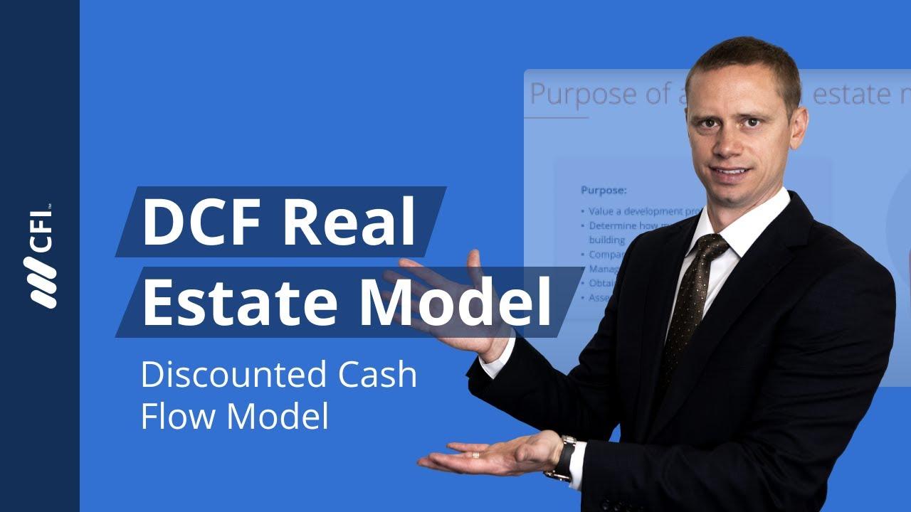 Real Estate Dcf Model Corporate Finance Insute