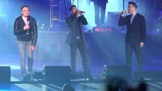Río Roma ft. Pee Wee - Bien sabes tú / Auditorio Nacional (21 02 14)