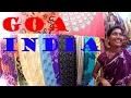GOA, INDIA: One Day in Anjuna