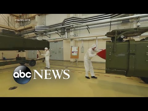 Russian Nuclear Monitoring Stations Go Silent After Explosion L ABC News