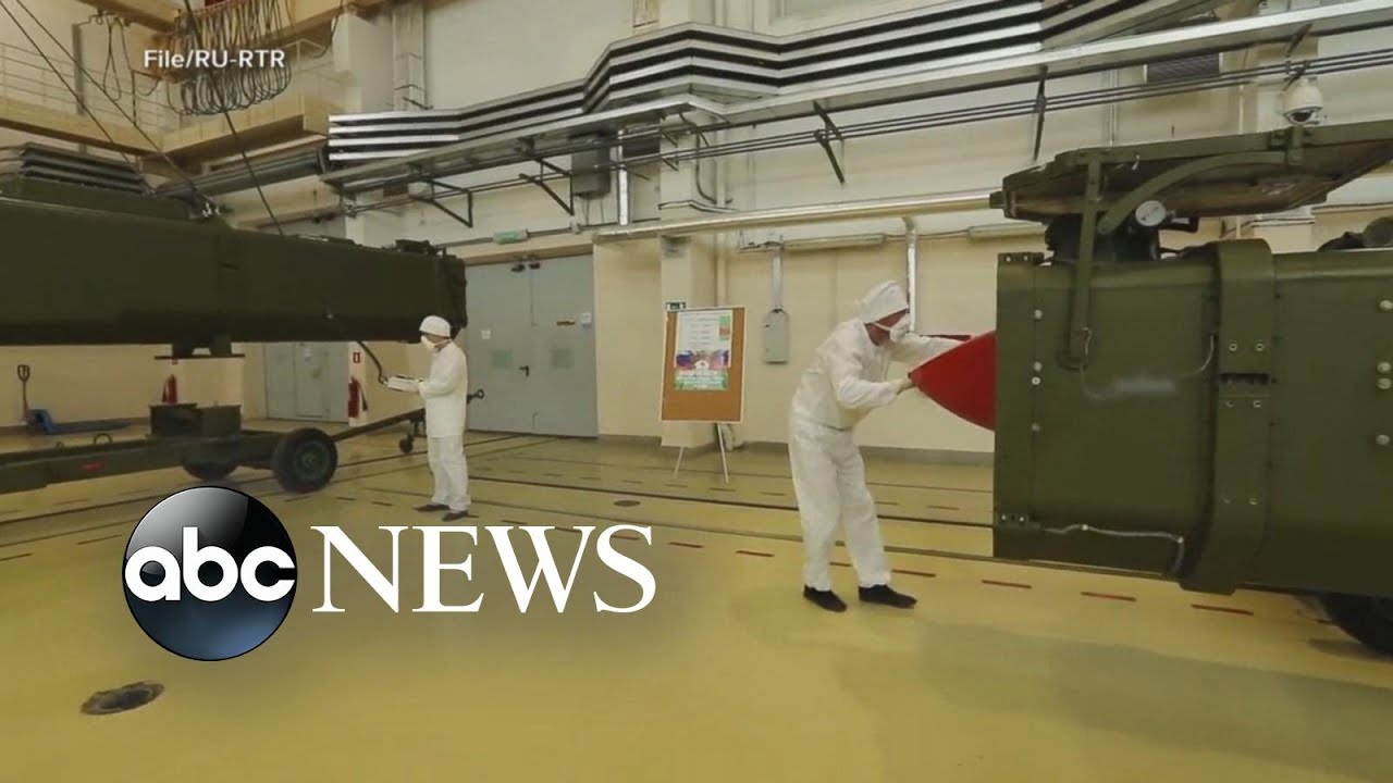 ABC News:Russian nuclear monitoring stations go silent after explosion