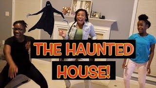 THE HAUNTED HOUSE! ( KIDS SKIT)