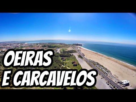 Carcavelos e Oeiras - Comboios de Cascais   Portugal