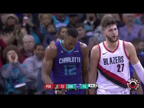 Portland Trail Blazers vs Charlotte Hornets - Full Game Highlights - December 16, 2017