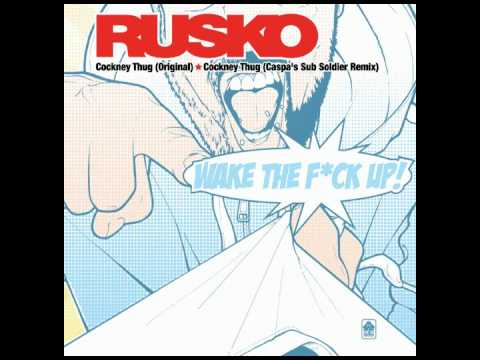 Rusko   Cockney ThugOriginial Mix