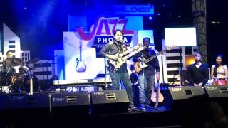 16.MLD Jazz Phoria 2016 @The Park SOLO: Balawan-Tutorial Gitar/Coaching Clinic Part1