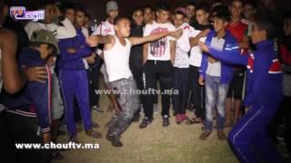رقصات غريبة ومثيرة في سهرة زينة الداودية