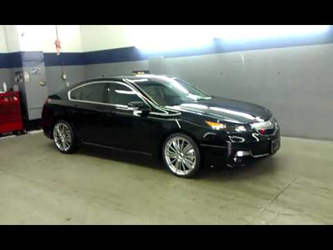 2012 Acura Tl Thor Car Youtube