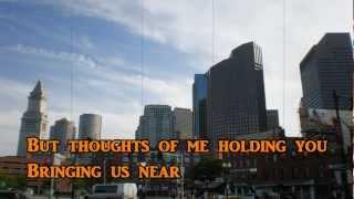 Weekend In New England - Barry Manilow w/ Lyrics