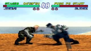 Tekken 2 - [Arcade - Medium Mode] - Jack-2 Playthrough