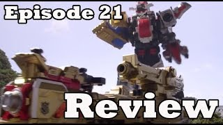 Lupinranger VS Patranger Episode 21 Review (Lupin/Patren-X Debut Continues!)