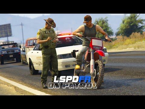 LSPDFR - On Patrol - Day 11 - Sheriff Patrol