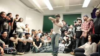 Nu-3ra Sessions | December 2011 |  NYThrowDown Feature
