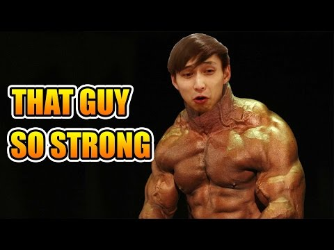 SingSing Dota 2 - Holy Shit That Guy Is Strong