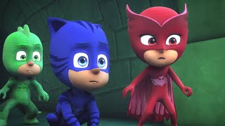 Halloween Tricksters! | 24/7 Full Episodes | PJ Masks Official