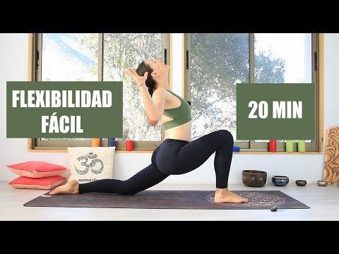 Estiramiento 20 min TODO CUERPO flexible | MalovaElena