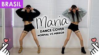 Hwasa - MARIA dance cover mirror (Short version) - (화사 - 마리아) | Taty Macieski