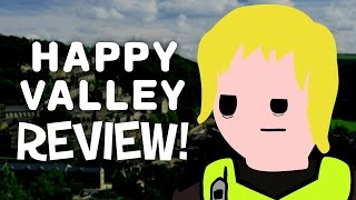 HAPPY VALLEY ... the British Fargo? - Series 1+2 Review