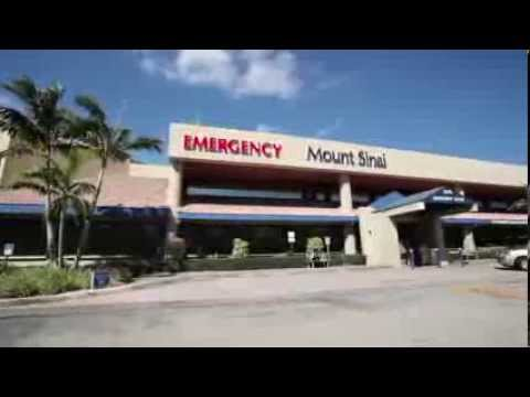 Mount Sinai Aventura ER Testimonials