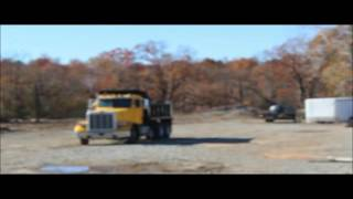 1989 Peterbilt 379 dump truck for sale | no-reserve Internet auction December 29, 2016