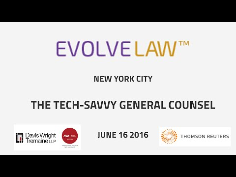 The Tech-Savvy General Counsel