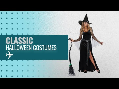 Top 10 Classic Women Halloween Costumes [2018]: California Costumes Women's Rich Witch Adult Woman