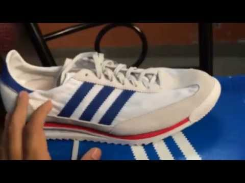 ADIDAS ORIGINALS|| SL72|| white|| Unboxing|| INDIAN REVIEW