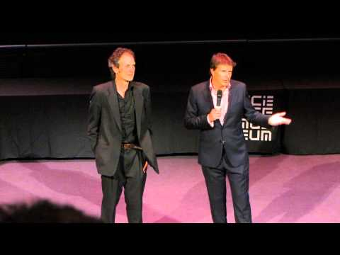 """Mark Stewart & Mark Craig At The Special Preview Screening Of """"The Last Man On The Moon"""""""