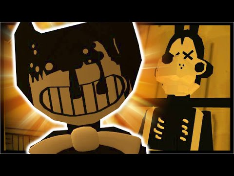 Roblox bendy roleplay game
