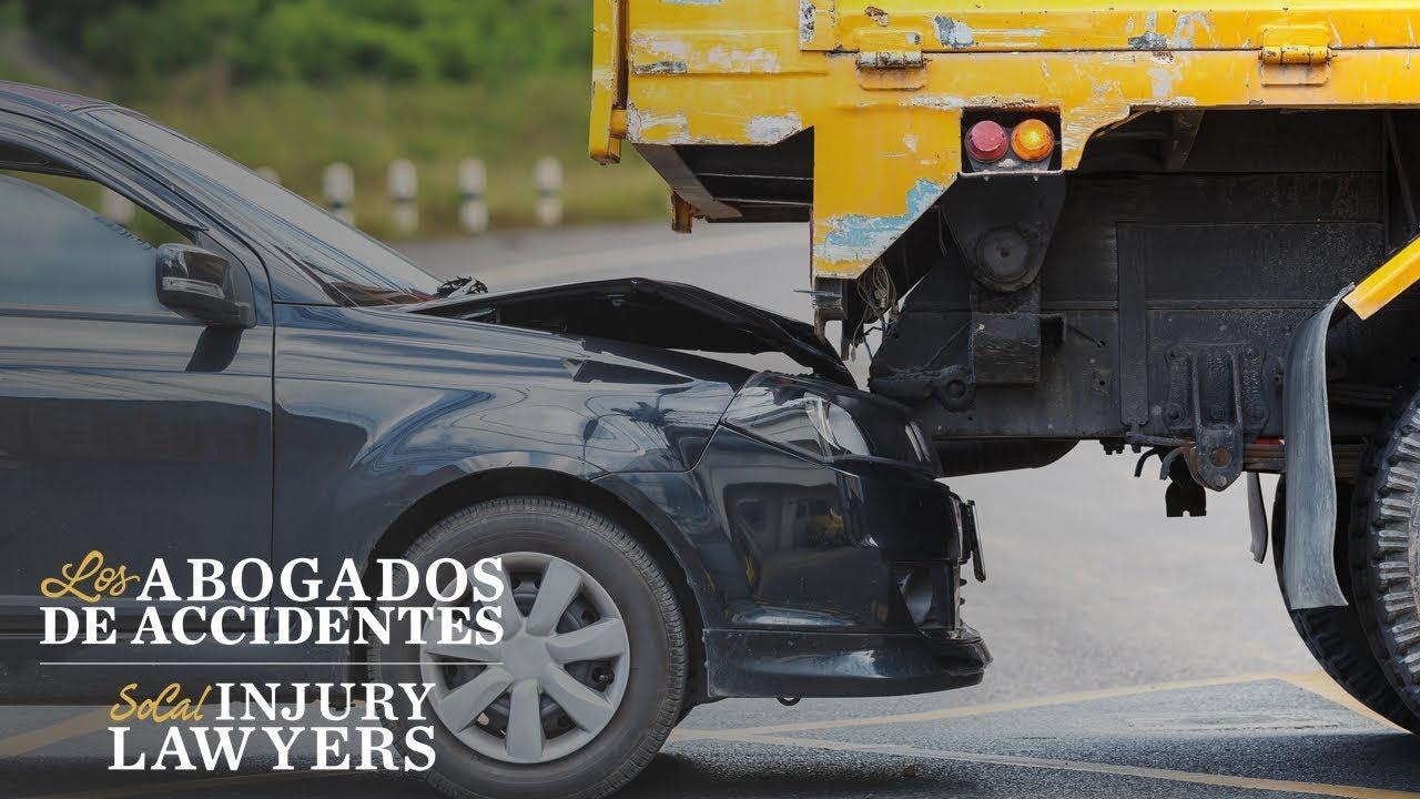 Durante más de 20 años,. Abogados de Accidentes de Camiones San Bernardino, CA