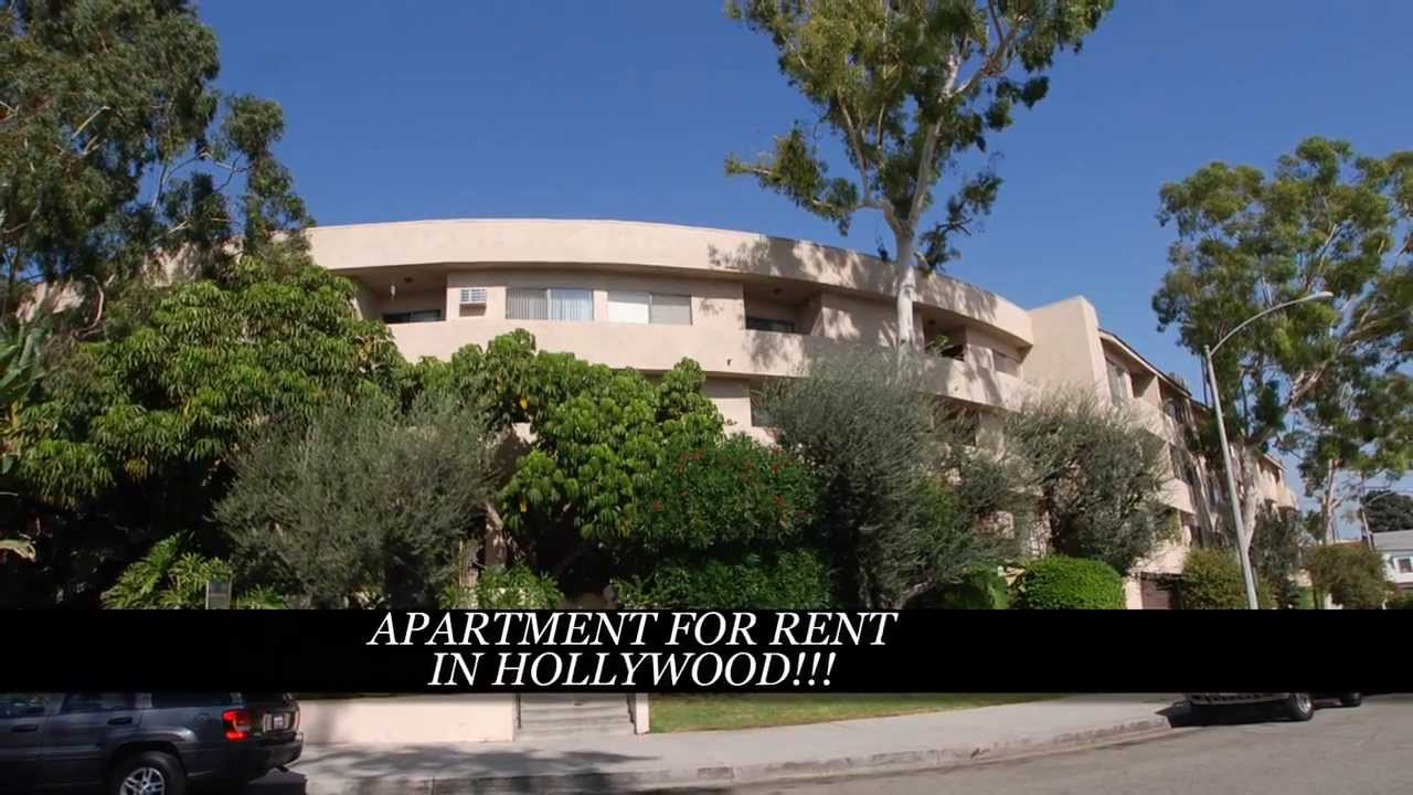 One Bedroom Apartment for Rent in Hollywood, Los Angeles ...