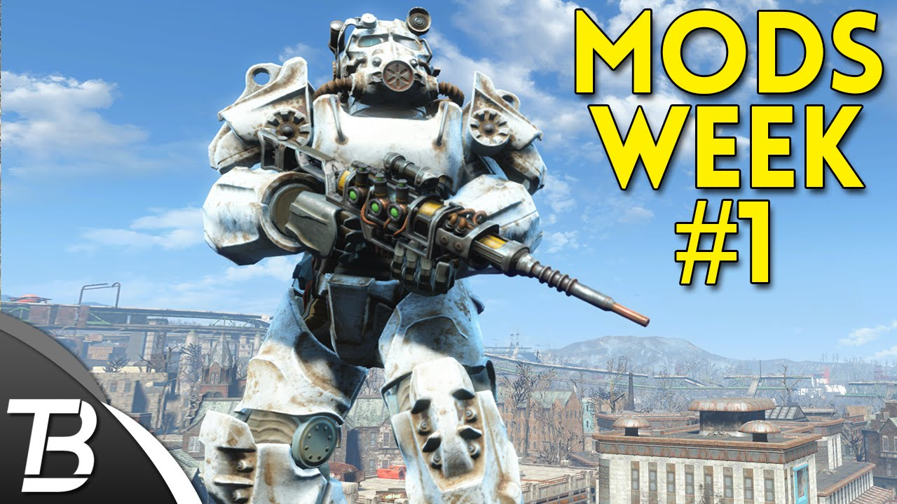fallout 4 cracked mods