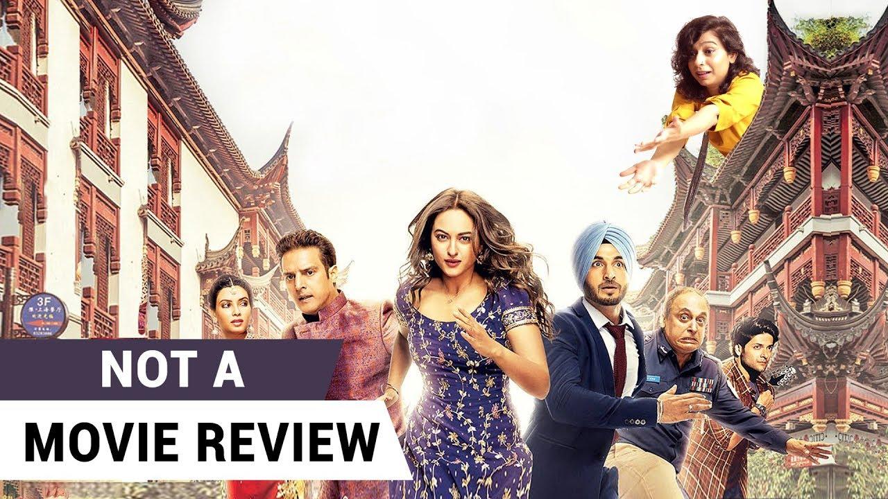 Happy Phirr Bhag Jayegi Not A Movie Review Sucharita Tyagi Film Companion