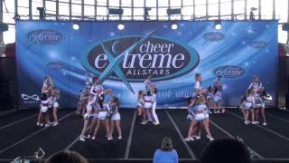 Cheer Extreme Raleigh Junior 2 X Evolution 2013