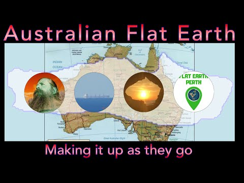 FLAT EARTH AUSTRALIA requires wilful ignorance thumbnail