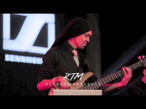 RTM - Live at the Sennheiser Shanghai Concert Hall (Dormant Storm)