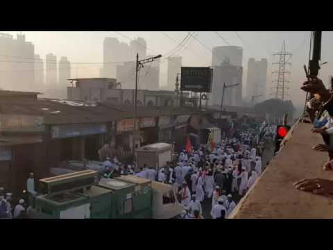 Eid milad un nabi Mumbai Md.Kadir