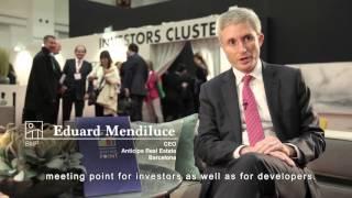 Eduard Mendiluce Fradera, CEO Anticipa Real Estate thumbnail